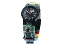Star Wars Boba Fett Mini-figure Link Watch