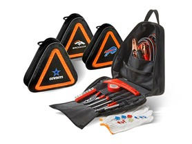 NFL Roadside Emergency Kits