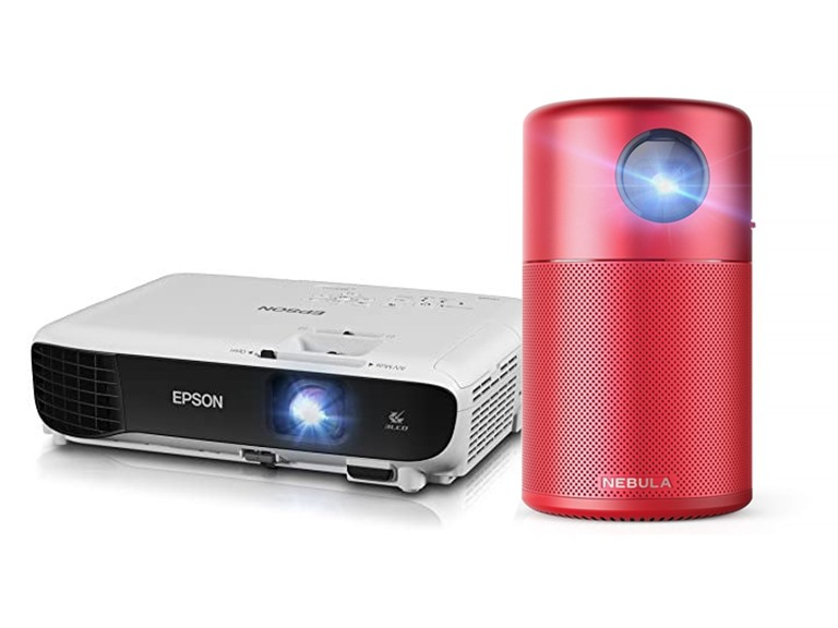 Projectors (Your Choice)