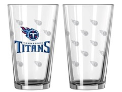 Titans Pint Glass 2-Pack