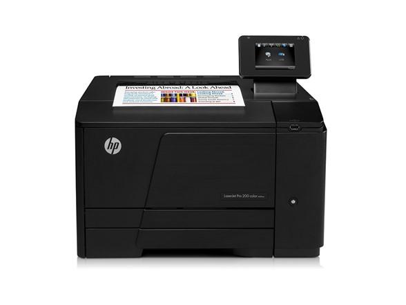 Hp laserjet pro 200 color laser printer for Hp color laserjet cost per page