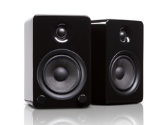 YU5 Premium Bluetooth Bookshelf Speakers (Pair)