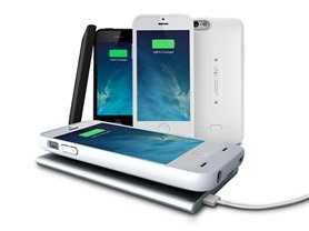 uNu Aero iPhone 5/5s Wireless Charging Case