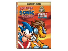 Sonic the Hedgehog DVD - Volume 2