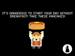 The Legend of Pancakes Apron