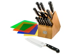 Chicago Cutlery 19 Piece Block Set