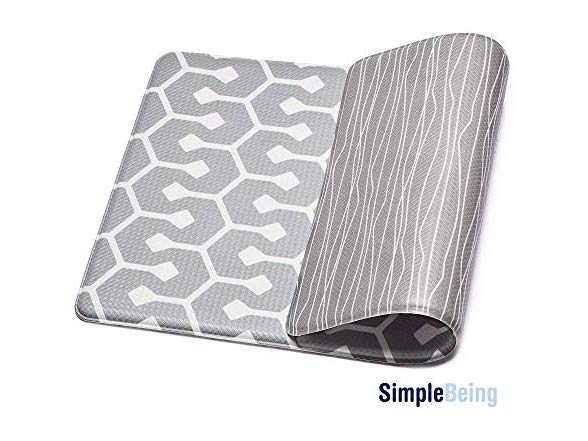 Simple Being Anti Fatigue Kitchen Floor Mat - $15.74 - Free shipping for  Prime members