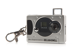 Bell & Howell Keychain Digital Camera