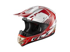 Adult Off-Road Helmet, Red