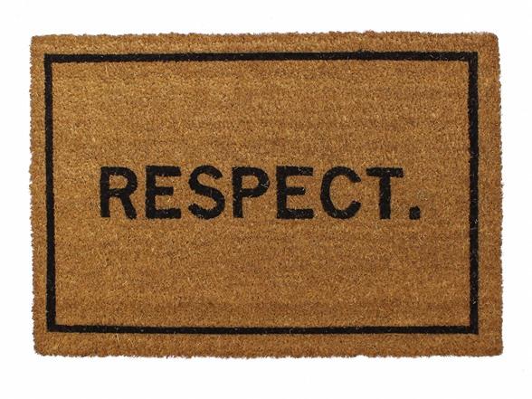 Clever doormats respect - Clever doormats ...