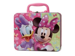 Minnie Bowtique 24 pc Puzzle in Tin Case