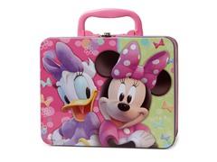 Minnie Bowtique 24 pc Puzzle in Tin Case