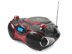 CD Boombox with USB/SD/MP3