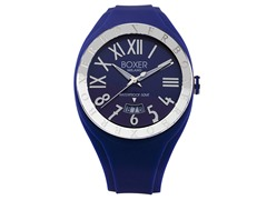 Men's BOX 40 BLU Blue Dial Watch