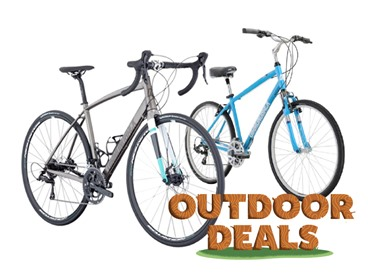 Diamondback Bikes to Ride Outdoors