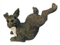 Bound Rabbit Statue, Large