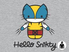 Hello Snikty Pullover Hoodie