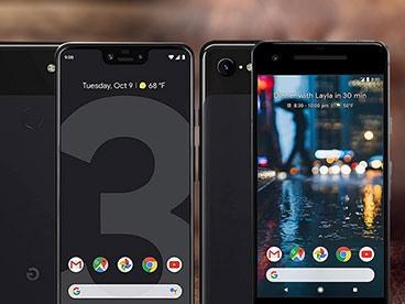 Google Pixels - Your Choice