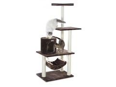 "GleePet 59"" Cat Tree Coffee Brown"