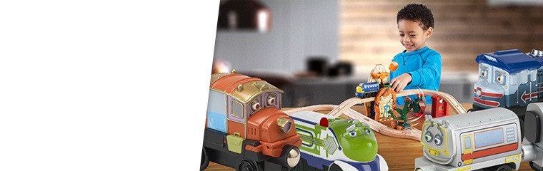 Chuggington Wooden Trains and Accessories