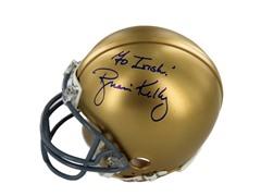 Brian Kelly Notre Dame Replica Mini Helm