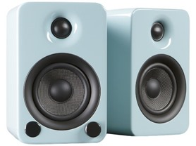 Kanto YU3 Speakers w/Bluetooth - Gloss Teal