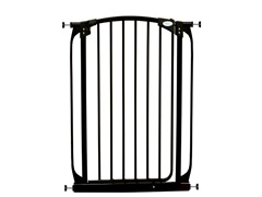 Extra Tall Safety Gate - Black
