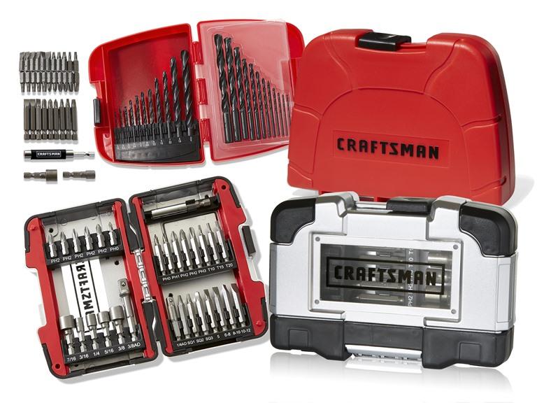 Craftsman 86-Piece Drill/Driver Bit Set