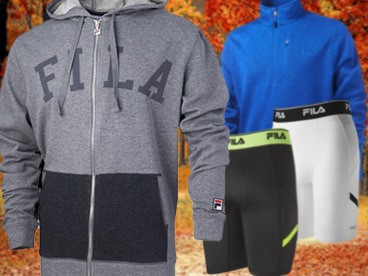 FILA Men's Athletic Apparel