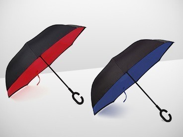 Reversible Umbrellas for Spring