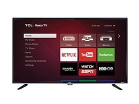 """TCL 40"""" 1080p 120Hz LED Roku TV"""