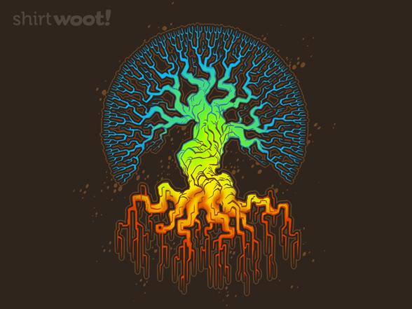 fractal tree of life