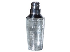 Oggi 26 oz Cocktail Shaker - Clear