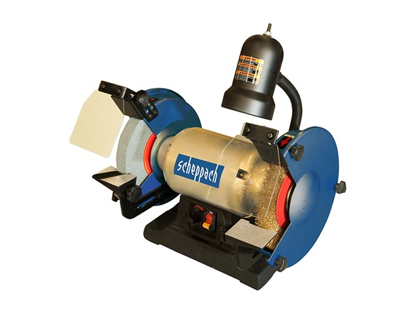 8 Inch Variable Speed Bench Grinder