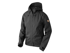 Fjall Raven Eco-Trail Womens Jacket-Blk