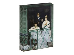 Manet The Balcony, 1868 (2 Sizes)