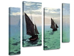 Monet 'Two Sailboats' (2 Sizes)