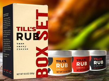 Till's Rubs Box Sets