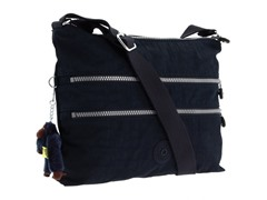 Alvar Shoulder/Cross-Body Travel Bag, True Blue