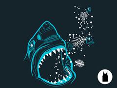 Shark Attack!!! Unisex Tank
