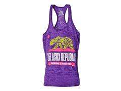Women's Cali Bear AsRx Republic - Purple