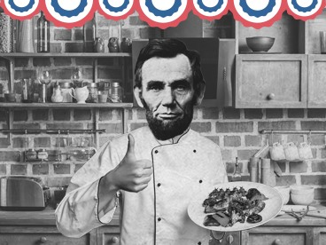Cook Like a President