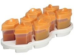 Baby Brezza Octo Food Storage System in 2-Colors