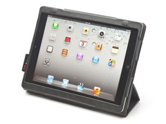 Folio for iPad 2/3/4 - Black-stone