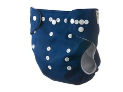 Trend Lab Adjustable Cloth Diaper - Navy