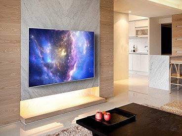 "Samsung 65"" 3D 4K Smart LED TV"