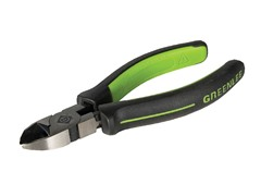 Diagonal Cutting Pliers, Mini Molded Grip, 5""