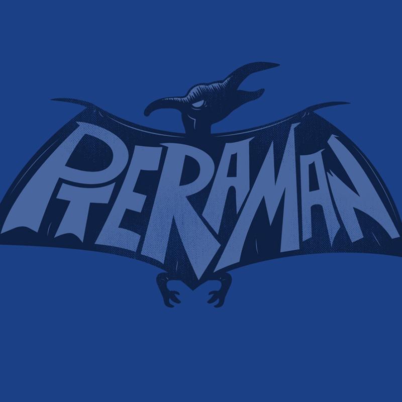 Pteraman!