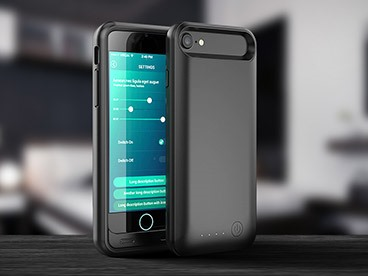 iPM MFI iPhone 7 Charger Case