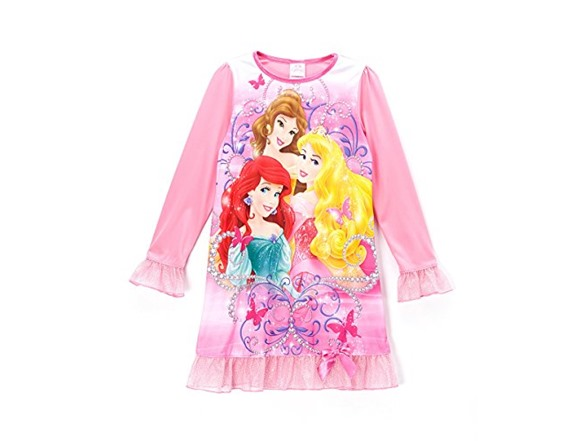 pink princess nightgown adult size